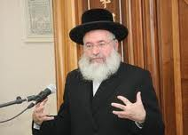 Picture of Rabbi Asher Weiss.