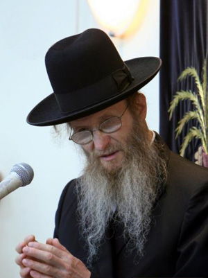Picture of Rabbi Don Segal.