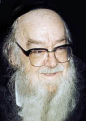 Picture of Rabbi Shalom Schwadron.