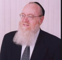Picture of Rabbi Shmuel Irons.